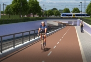 Nieuwsbericht: Tweede fase spoorplan Bilthoven: nieuwe buitendienststelling.